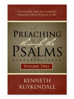 Preaching Through the Psalms Volume 2