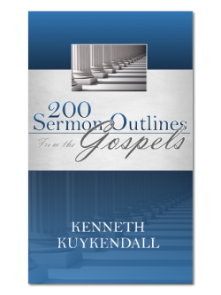 200 Sermon Ourlines From the New Testament