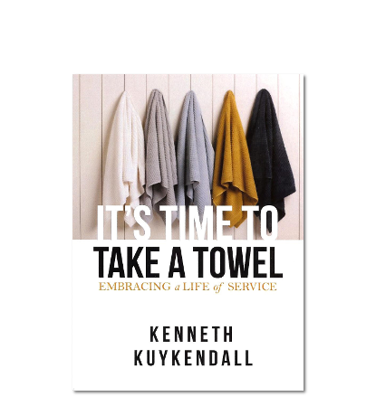 It's Time to Take a Towel