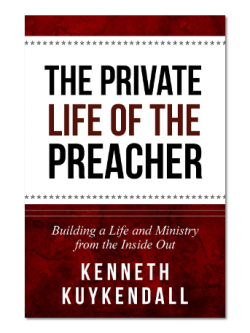 The Private Life of the Preacher