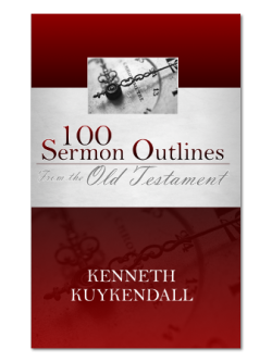 100 Sermon Outlines from the Old Testament