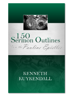 150 Sermon Outlines From the Pauline Epistles